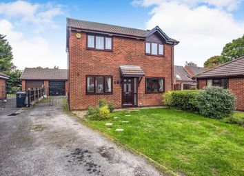 Thumbnail 3 bed detached house for sale in Ashfields, Leyland, Lancashire
