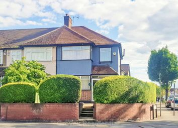 Thumbnail 3 bed end terrace house for sale in Kingston Road, New Malden