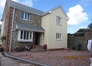 Thumbnail 4 bed detached house to rent in South Street, Braunton