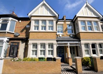 Thumbnail 4 bed terraced house to rent in Albert Road, Walthamstow, London