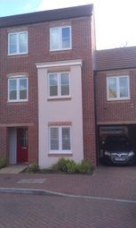 Thumbnail 4 bed terraced house to rent in Christmas Street, Gillingham