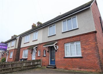 Thumbnail 3 bed semi-detached house for sale in Hectorage Road, Tonbridge