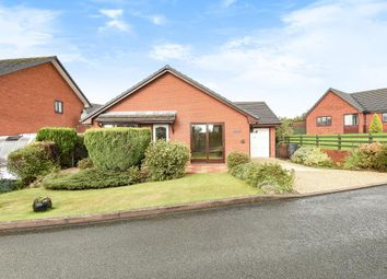 Thumbnail 3 bed detached bungalow for sale in Crossgates, Llandrindod Wells