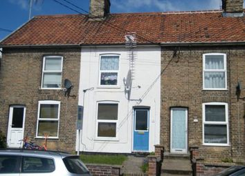 Thumbnail 2 bedroom terraced house for sale in Stowmarket, Suffolk