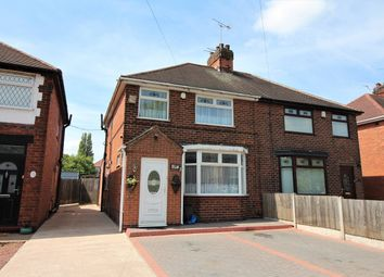 Thumbnail 3 bed semi-detached house for sale in Main Road, Watnall, Nottingham