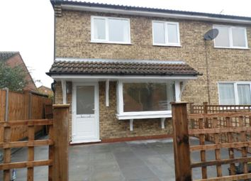 Thumbnail 2 bedroom end terrace house to rent in Maple Avenue, Countesthorpe, Leicester