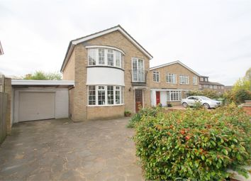 Thumbnail 3 bed detached house for sale in Georgian Close, Staines-Upon-Thames, Surrey