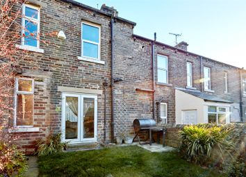 Thumbnail 3 bed terraced house for sale in Spring Bank, Cullingworth, Bradford, West Yorkshire