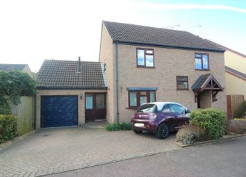 Thumbnail 4 bed detached house for sale in Turnberry Drive, Fornham St. Martin, Bury St. Edmunds