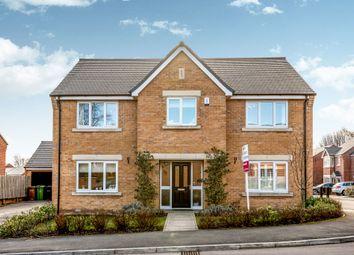 Thumbnail 4 bed detached house for sale in Ethel Jackson Road, Crossgates, Leeds