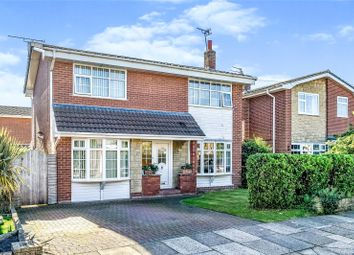 Thumbnail 4 bed detached house for sale in Marston Crescent, Hightown, Liverpool