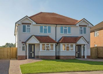 Thumbnail 3 bedroom semi-detached house for sale in Meadowlands, West Clandon, Guildford