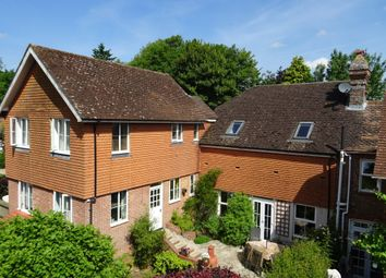 Thumbnail 4 bed mews house for sale in Andover Road, Highclere, Newbury