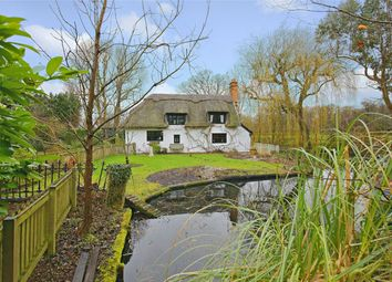 Thumbnail 4 bed detached house for sale in The Old Fox, School Lane, Bricket Wood, Hertfordshire