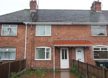 3 bed terraced house to rent in Cornwall Road, Coventry CV1
