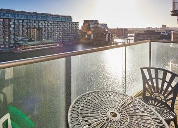 Thumbnail 2 bed flat for sale in Millharbour, South Quay