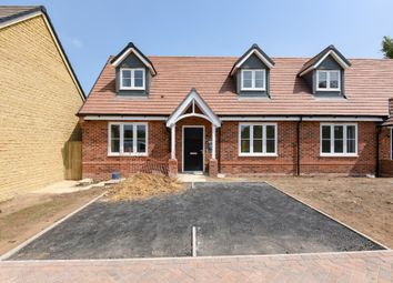 Thumbnail 2 bed semi-detached house for sale in Kingston Park, Kingston Bagpuize