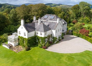 Thumbnail 7 bed detached house for sale in Carstramon House, Gatehouse Of Fleet, Castle Douglas, Kirkcudbrightshire