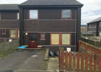 Thumbnail 3 bed end terrace house for sale in Milnafua, Alness