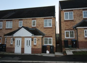 Thumbnail 3 bed terraced house to rent in Ushaw Moor, Durham