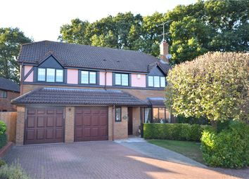 Thumbnail 5 bed detached house for sale in Matthews Chase, Temple Park, Binfield