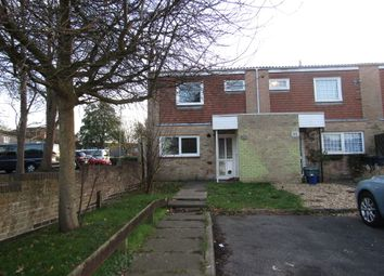 Thumbnail 3 bed end terrace house for sale in Oracle Drive, Waterlooville