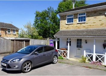Thumbnail 2 bed end terrace house for sale in Wheatfields, Lordswood