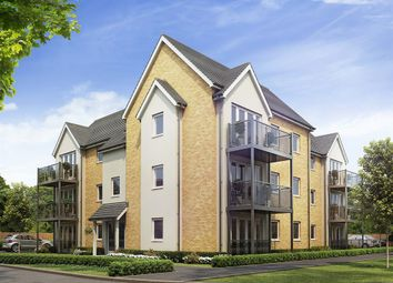 """Thumbnail 1 bedroom flat for sale in """"Lilac Apartments Style C"""" at Osprey Close, Stanway, Colchester"""