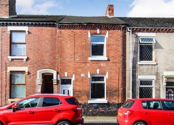 Thumbnail 3 bed terraced house for sale in Elgin Street, Hanley, Stoke On Trent