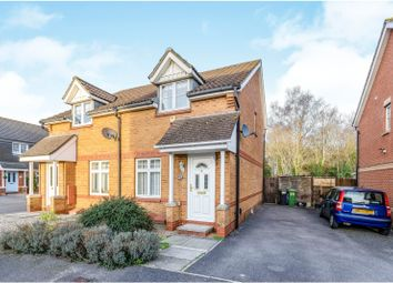 2 bed semi-detached house to rent in Terrier Close, Hedge End, Southampton SO30