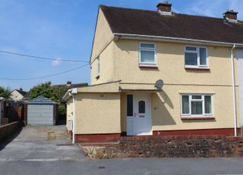 Thumbnail 3 bed semi-detached house to rent in Brynhafod, Tycroes, Ammanford
