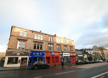 Thumbnail 4 bed flat to rent in Great Western Road, Hillhead, Glasgow