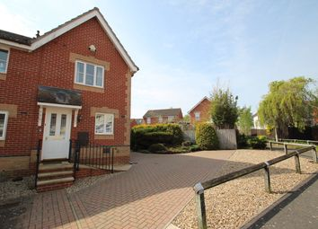 Thumbnail 3 bed end terrace house for sale in Skipper Road, Pinewood, Ipswich