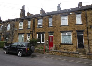 Thumbnail 2 bedroom terraced house for sale in Eddison Street, Farsley, Pudsey