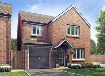 "4 bed detached house for sale in ""The Roseberry"" at Ravens Flight, Coventry CV3"