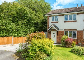 Thumbnail 3 bed semi-detached house for sale in Summertrees Avenue, Lea, Preston