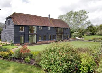 Thumbnail 6 bed detached house for sale in Summerhill, Goudhurst, Kent