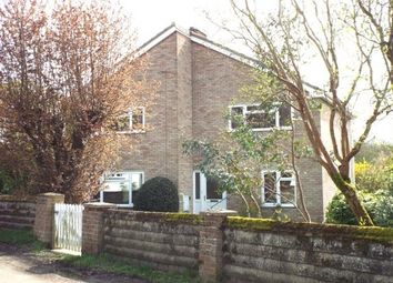 Thumbnail 4 bed property to rent in Stocks Terrace, High Street, Longstanton, Cambridge