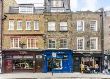 Thumbnail 1 bed flat for sale in Monmouth Street, Covent Garden