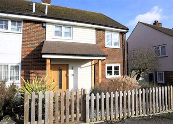Thumbnail 3 bed semi-detached house for sale in Centre Avenue, Epping