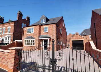 Thumbnail 4 bed detached house for sale in Wharf Road, Ealand, Scunthorpe