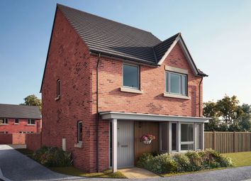 "Thumbnail 4 bedroom detached house for sale in ""The Holkham"" at South Newsham Road, Blyth"