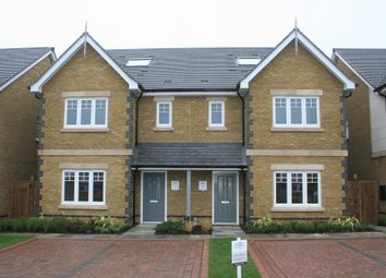 Thumbnail 4 bed semi-detached house for sale in Plot 23, Compass Fields, Bucks Avenue, Watford