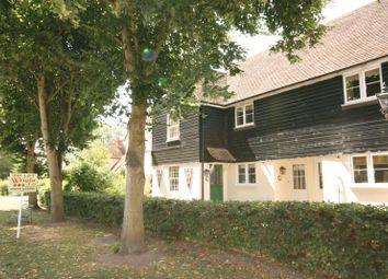 Thumbnail 2 bed terraced house to rent in Rose Cottage, Cage End, Hatfield Broad Oak, Nr Bishops Stortford, Herts