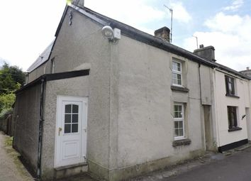 Thumbnail 3 bed terraced house for sale in High Street, Tregaron
