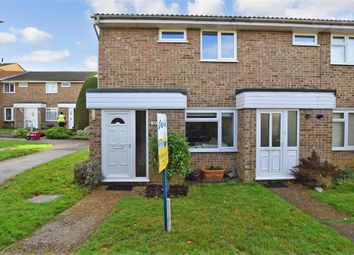 Thumbnail 2 bed end terrace house for sale in Cooling Close, Maidstone, Kent