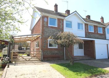 Thumbnail 4 bed semi-detached house to rent in Alma Green, Stoke Row, Henley-On-Thames