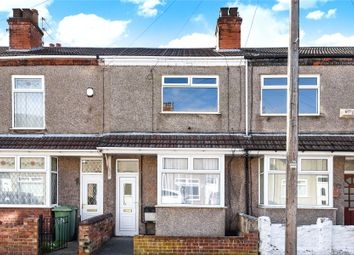 Thumbnail 3 bed terraced house for sale in Roberts Street, Grimsby