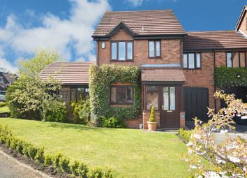 Thumbnail 3 bed end terrace house for sale in Bramley Drive, Hollywood, Birmingham