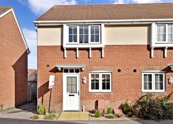 Thumbnail Semi-detached house for sale in Wood Hill Way, Bognor Regis, West Sussex